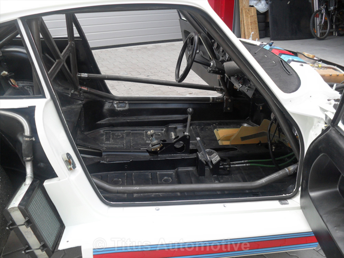 Porsche 935 Schraubkäfig