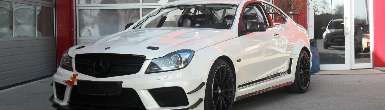 Schraubkäfig Mercedes-Benz C AMG