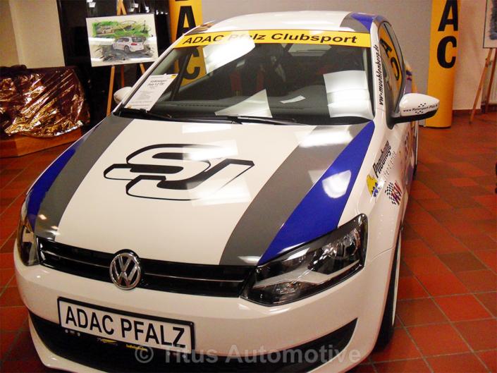 VW Polo Schraubkäfig