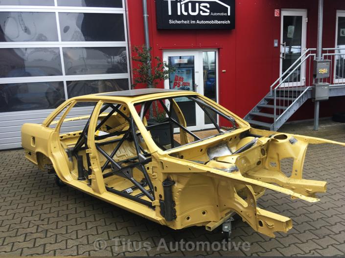 Audi 200 Gesamtansicht
