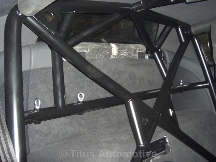Audi R8 Innenansicht