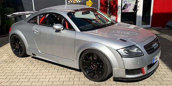 Audi TT 8N Teaser