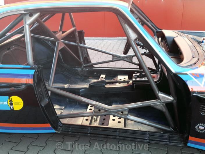 BMW 3er CSL Seitenansicht